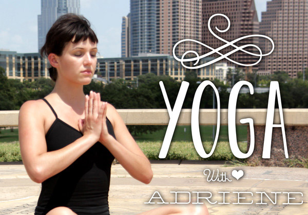 Top 5 Yoga with Adriene