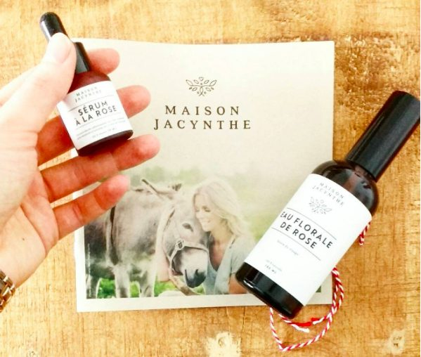 test produits maison jacynthe